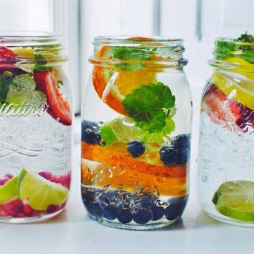 Рецепты приготовления вкусной воды