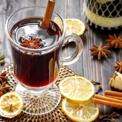 Согревающие напитки для холодной осени
