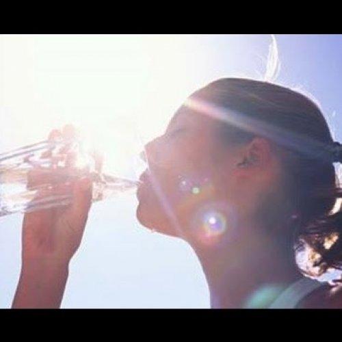 Сколько воды пить в жару
